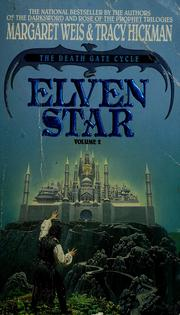 Cover of: Elven star (Deathgate Cycle, Vol. 2) | Margaret Weis, Tracy Hickman