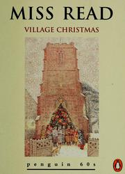 Cover of: Village Christmas by Miss Read