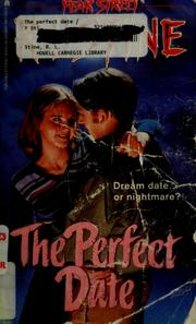 Cover of: The perfect date by R. L. Stine