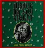 Cover of: Miracle on 34th Street | Sarah Parker Danielson