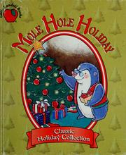 Cover of: Mole hole holiday |