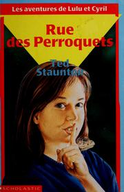 Cover of: Rue des Perroquets | Ted Staunton