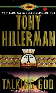 Cover of: Talking God | Tony Hillerman