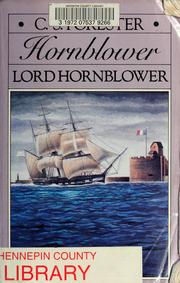Cover of: Lord Hornblower | C. S. Forester
