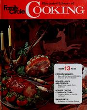 Cover of: Illustrated library of cooking by Family Circle