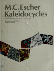 M.C. Escher kaleidocycles by Doris Schattschneider