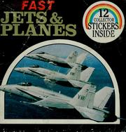 Cover of: Fast jets & planes | Jill Wolf