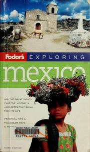 Cover of: Fodor's exploring Mexico by Fiona Dunlop