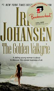 The golden valkyrie by Iris Johansen