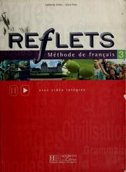 Cover of: Reflets 3 by Catherine Dollez