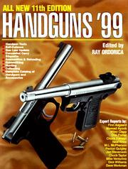 Cover of: Handguns '99 (11th ed)