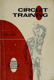 Cover of: Circuit training by Robert P. Sorani