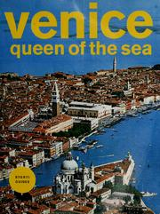 Cover of: Venice, queen of the sea. |