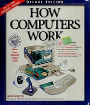 Cover of: How computers work by Ron White