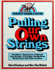 Cover of: Pulling our own strings |