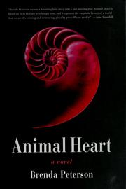 Cover of: Animal heart | Brenda Peterson