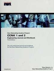 Cover of: Cisco Networking Academy Program | Cisco Systems, Inc
