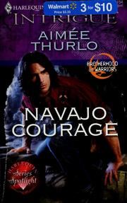 Cover of: Navajo courage by Aimée Thurlo