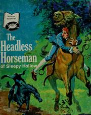 Cover of: The headless horseman of Sleepy Hollow | Cherney Berg