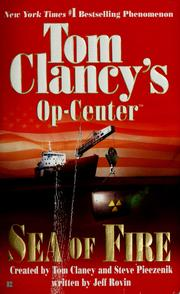 Cover of: Sea of Fire | Tom Clancy