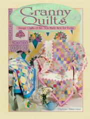 Cover of: Granny Quilts
