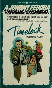 Cover of: Timelock by Desmond Cory