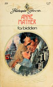 Cover of: Forbidden by Anne Mather