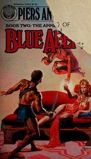 Cover of: Blue Adept (Book 2 of The Apprentice Adept) by Piers Anthony