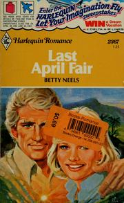 Last April Fair by Betty Neels
