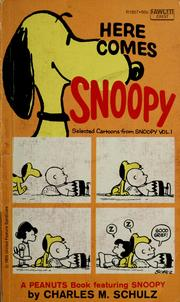 Cover of: Here comes Snoopy | Charles M. Schulz