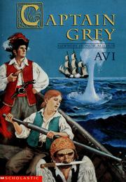 Cover of: Captain Grey | Avi