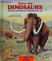 Cover of: After the dinosaurs | James C. Shooter
