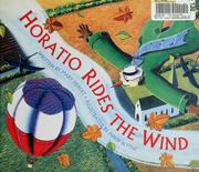 Cover of: Horatio rides the wind | Mary Hebert