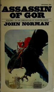 Cover of: Assassin of Gor | John Norman