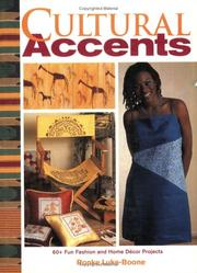 Cover of: Cultural Accents