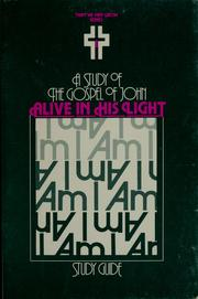 Cover of: Alive in his light | Richard O. Reinisch