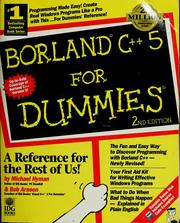 Borland C++ 5 for dummies by
