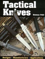 Cover of: Tactical Knives