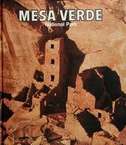 Cover of: Mesa Verde National Park | Ruth Radlauer