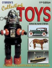 Cover of: O'Brien's Collecting Toys