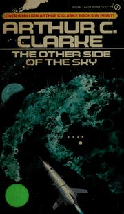 Cover of: The other side of the sky by Arthur C. Clarke