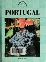 Cover of: Portugal (Major World Nations) | Ronald Seth