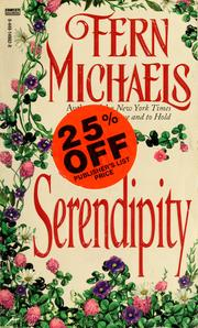 Cover of: Serendipity by Fern Michaels