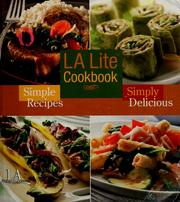 Cover of: LA lite cookbook |