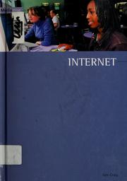 Cover of: Internet by Tom Craig