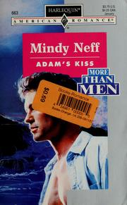 Cover of: Adam's kiss | Mindy Neff