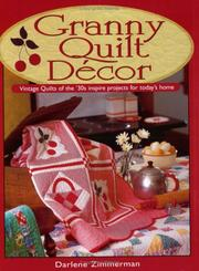 Cover of: Granny Quilt Decor