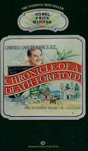 chronicle of a death foretold a crime novel essay In the story chronicle of a death foretold, gabriel garcia marquez portrays how   clearly the citizens felt restoring honor in the name of god did justify murder.