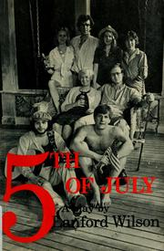 Cover of: 5th of July