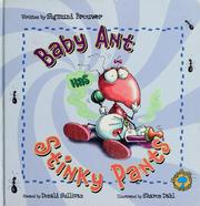 Cover of: Baby Ant has stinky pants | Sigmund Brouwer